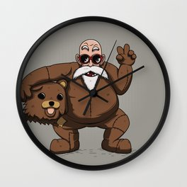 Cosplay Wall Clock