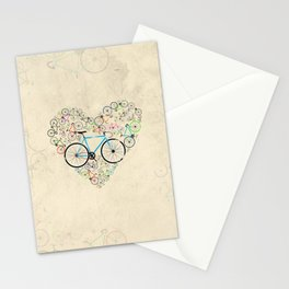 I Love My Bike Stationery Cards