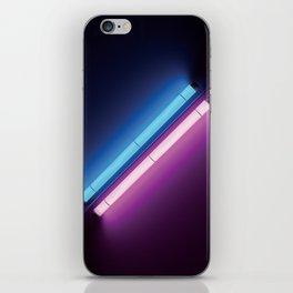 The Architecture of Light iPhone Skin