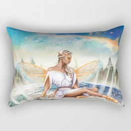 Virgo OC - 12 Zodiac Ladies Rectangular Pillow