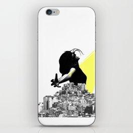 New Born One iPhone Skin