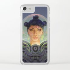Those Who Came First Clear iPhone Case