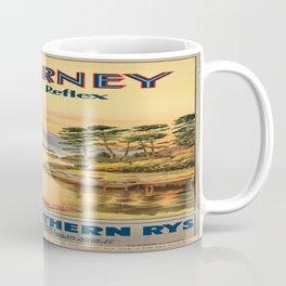 Vintage poster - Ireland Coffee Mug