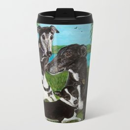 Greyhounds Travel Mug