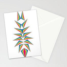 Delta Diamond Stationery Cards