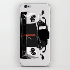 PAGANI ZONDA iPhone & iPod Skin
