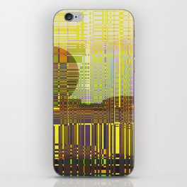 Atlante / CITIES over CITIES iPhone Skin