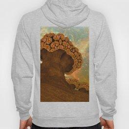 Broccoli Planet in Fall Hoody