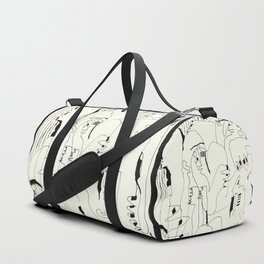 Confusion Duffle Bag