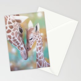 Love Is All Around Us Stationery Cards