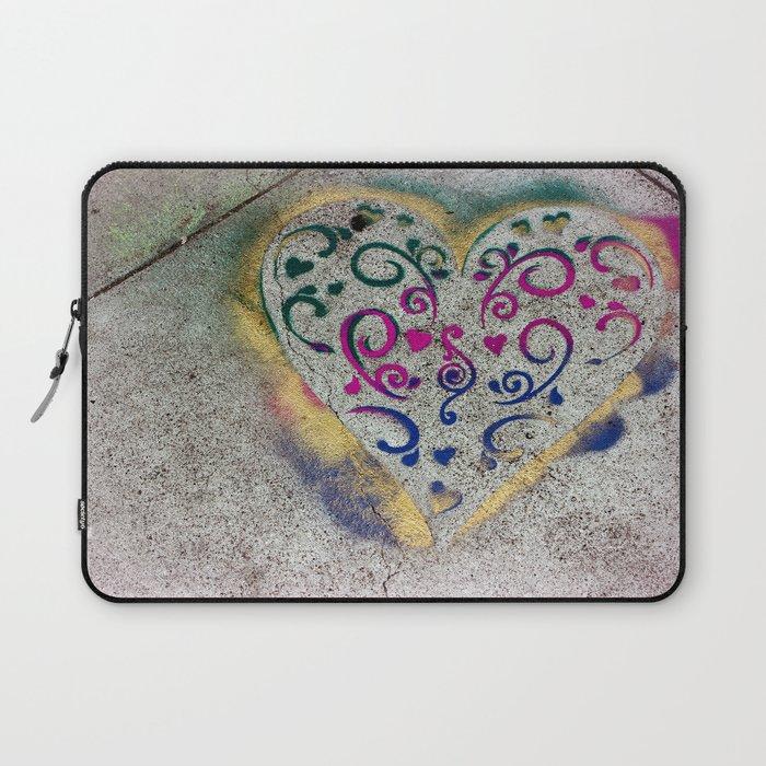 Street h'Art Laptop Sleeve