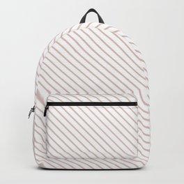 Lotus Stripe Backpack