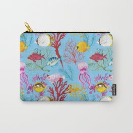 Coral Reef - All Together Water Carry-All Pouch