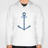 sail Hoodies featuring Set Sail by Farnell