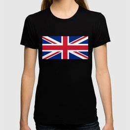 Union Jack, Authentic color and scale 1:2 T-shirt