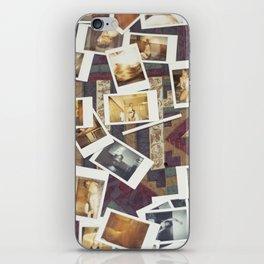 Regne du sommeil mia iPhone Skin