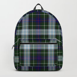 Clan MacKenzie Tartan Backpack