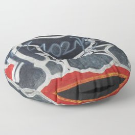 mutations Floor Pillow