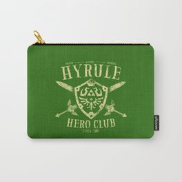 Hyrule Hero Club Carry-All Pouch