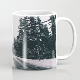 Winter Drive Coffee Mug