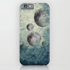Zen Curriculum Moon iPhone 6s Slim Case