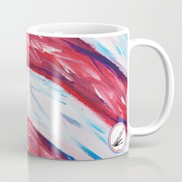 Old Glory Pop Coffee Mug
