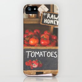 tom tom  iPhone Case