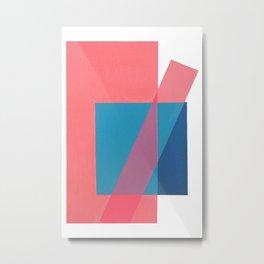 Multiplex No. 1 Metal Print