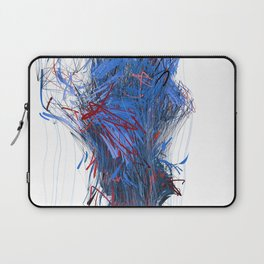 Unwelcome Gaze – Facebook 12 Laptop Sleeve