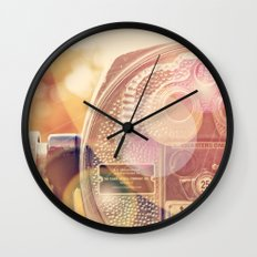 I See the Light Wall Clock