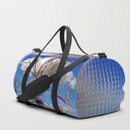 Jester B's Tree Duffle Bag