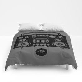 Boomboombox Comforters