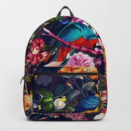 Floral and Birds XLV Backpack