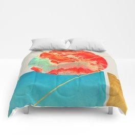Earth & Sea #society6 #decor #buyart Comforters
