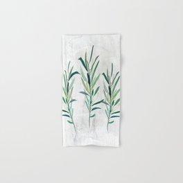 Eucalyptus Branches Hand & Bath Towel