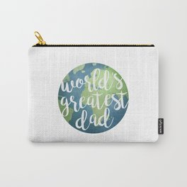 World's Greatest Dad Carry-All Pouch