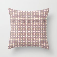 Life Is Rarely About Repetition Throw Pillow