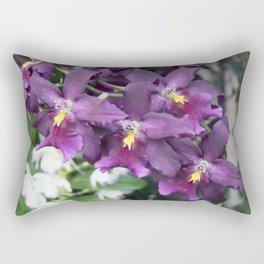 Longwood Gardens Orchid Extravaganza 19 Rectangular Pillow