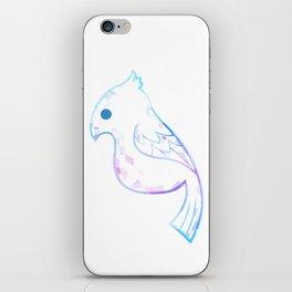 Diamond Birdy iPhone Skin
