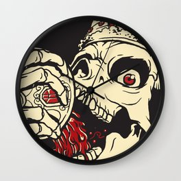 King's Goblet Wall Clock