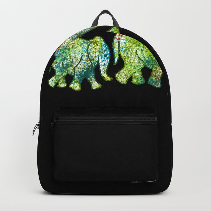 elephant 1 Backpack