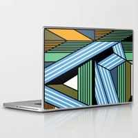 f1 Laptop & iPad Skins featuring jerez by Gray