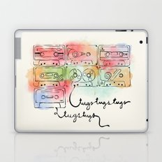 tugstugs mixtapes Laptop & iPad Skin