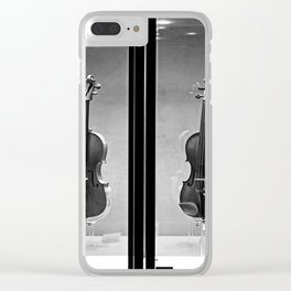 # 329 Clear iPhone Case
