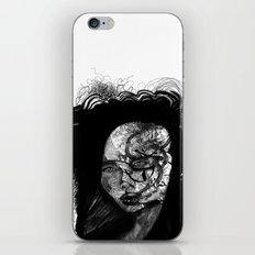 Black iPhone & iPod Skin