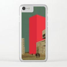 Block 21 Clear iPhone Case