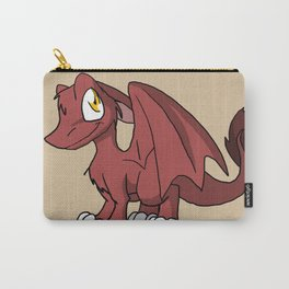 Chocoberry SD Furry Dragon Carry-All Pouch