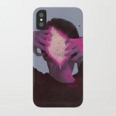 Between Rivers, 19 No.2 iPhone X Slim Case