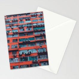 Red HongKong Stationery Cards