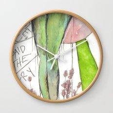 I love you gams Wall Clock